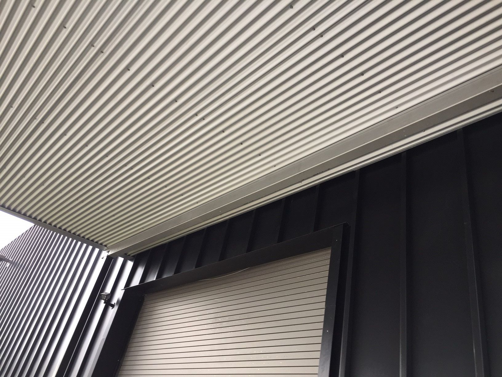 Custom Lean To Canopies Corrugated Roofing Steel Buildings Design