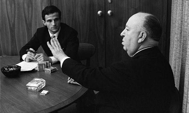 Viajar Leyendo: Críticas Express: Hitchcock/Truffaut: Una