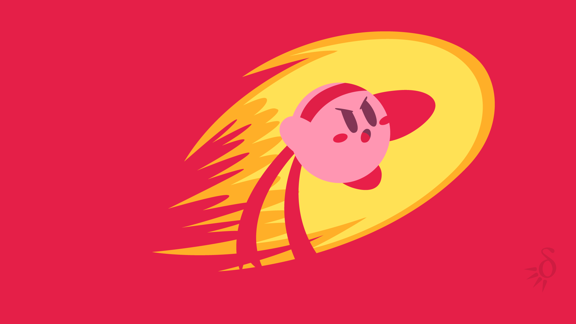 Fighter Kirby by Kirby