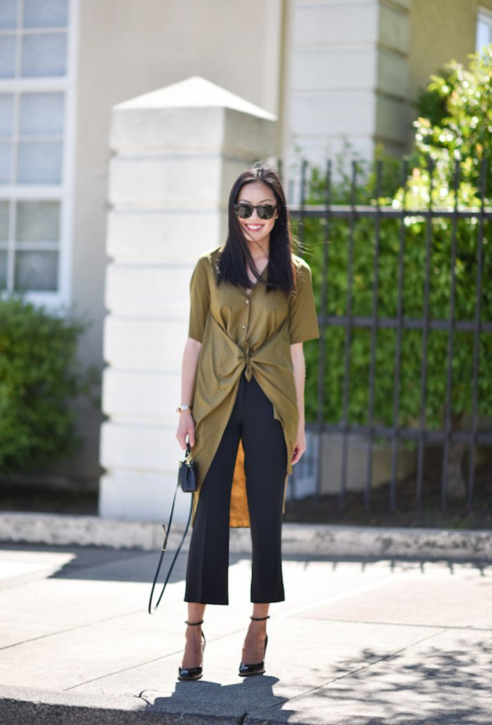 f946f1c23418 Beat the heat with this roundup of stylish work wear inspiration for summer