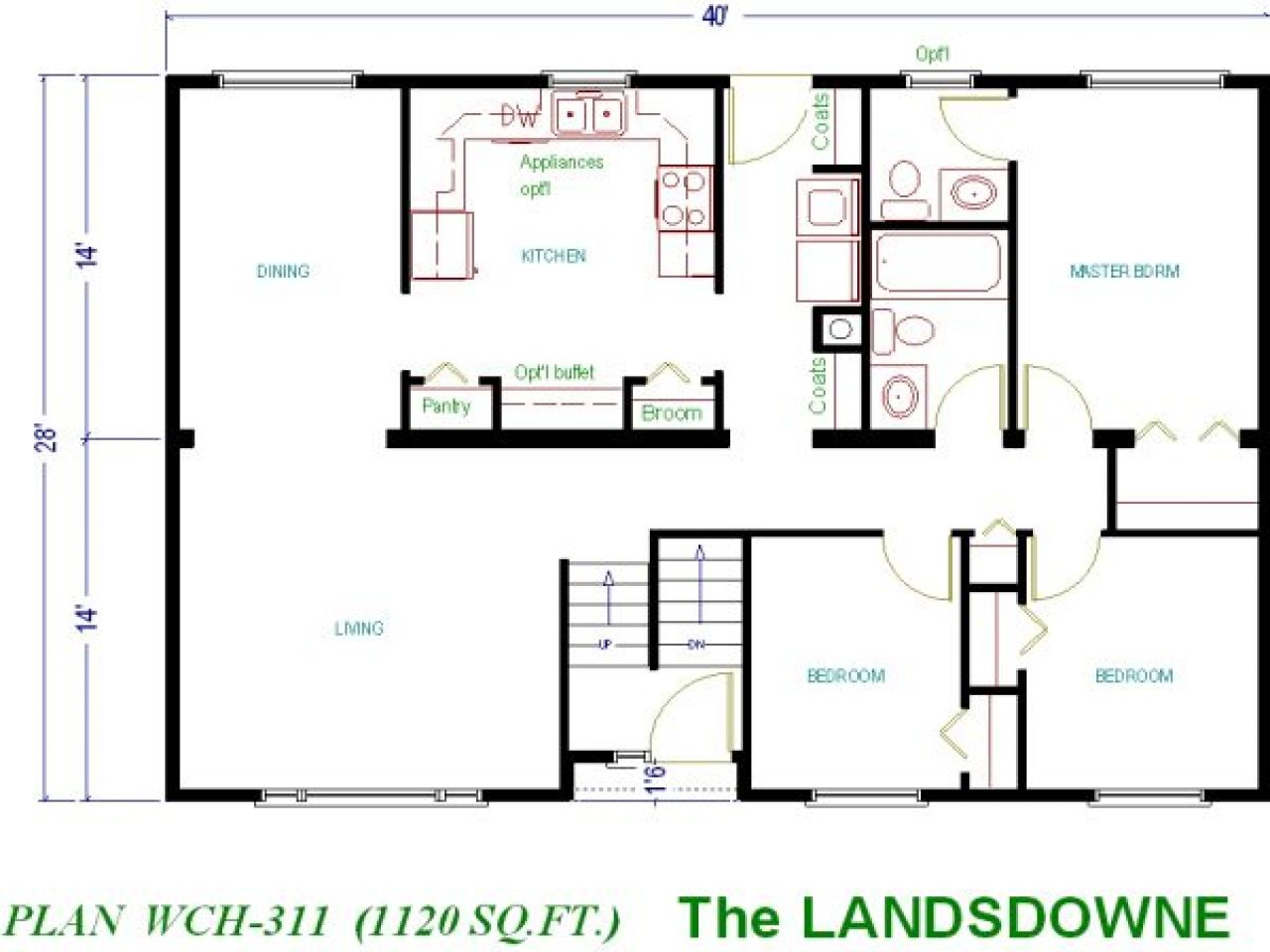 Image Result For Open Floor Plans Under 1000 Sq Ft Small House