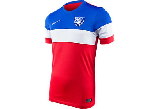 Nike USA Away Jersey - World Cup 2014...Available at SoccerPro Now ... 8c627b2b7