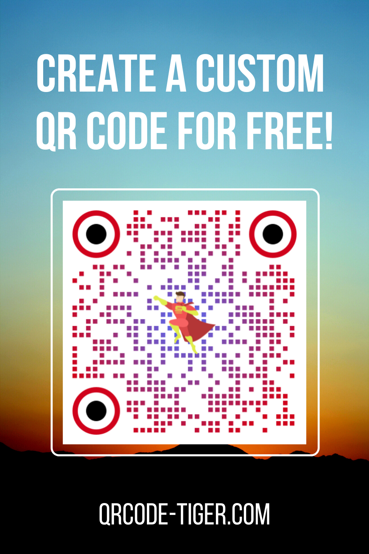 Pin on qr code
