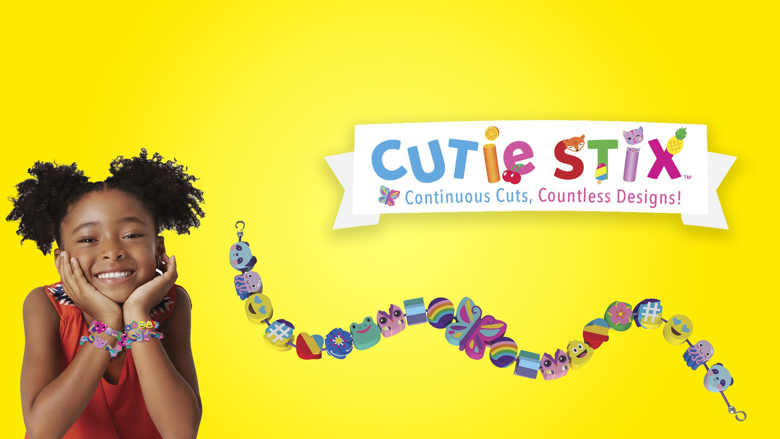 Design & Customize your very own cute necklaces!