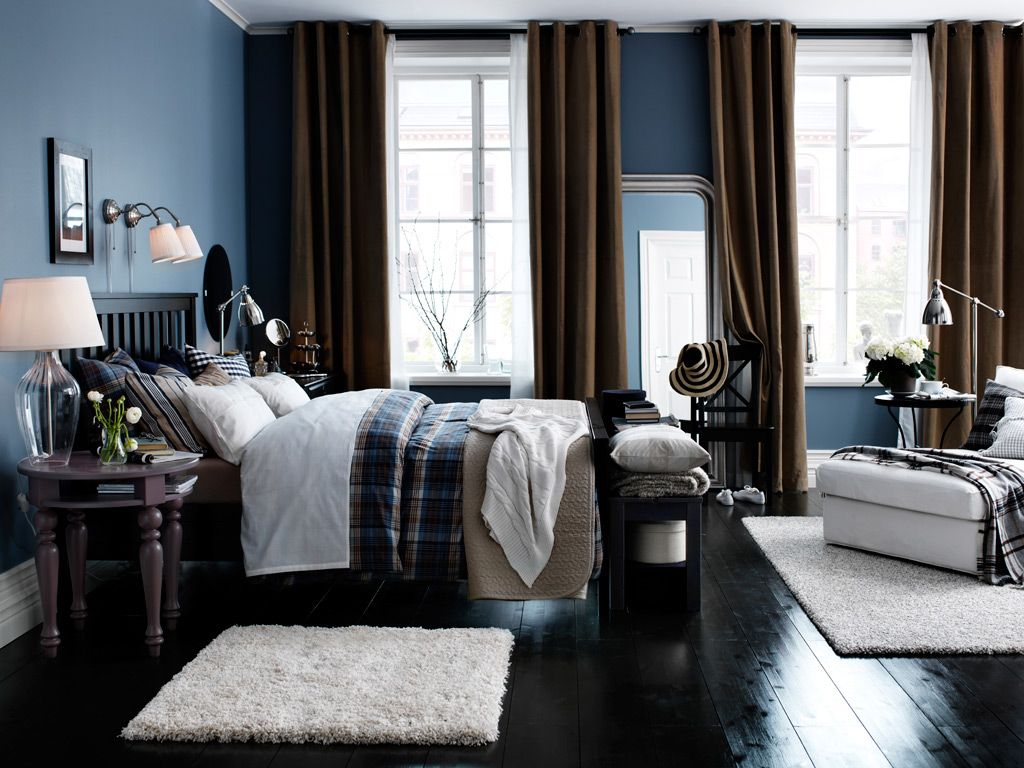 Bedroom designs for couples in blue - Bedroom Ideas Bedroom Ikea Love This Room Unisex Bedroom