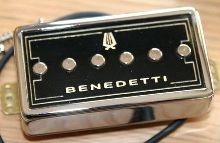 08 Benedetti p90 Guitar pickups, Guitar accessories