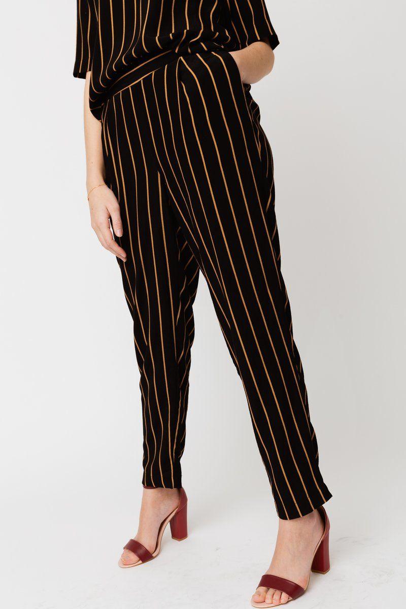Alessa Pants Black In 2019 Kleding