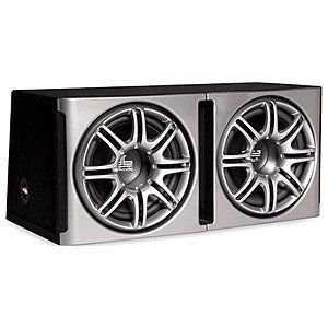 Polk Audio Db1222 Ported Enclosure With Two 12 Db Series Subwoofers By Polk Audio 458 48 The Product Is Not Eligible For Polk Audio Car Subwoofer Subwoofer