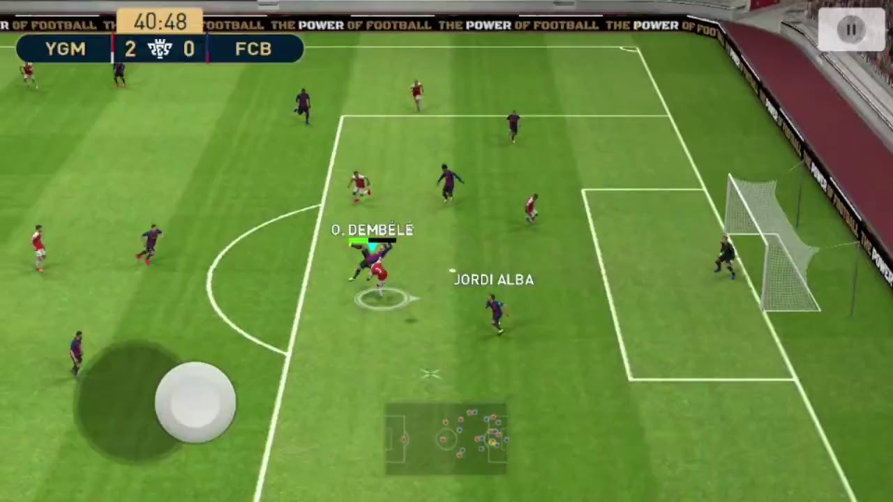 PES Mobile 2019 - Pro Evolution Soccer - Android Gameplay #25