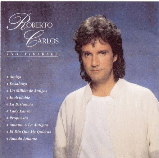 Un Millon De Amigos Roberto Carlos Con Letra Y Audio Youtube Roberto Carlos Musica Romantica En Español Musica Para Recordar