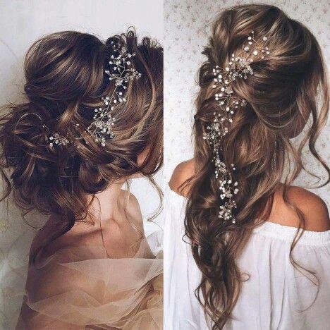 Love this hair due | Weddings | Pinterest | Hair make up ...