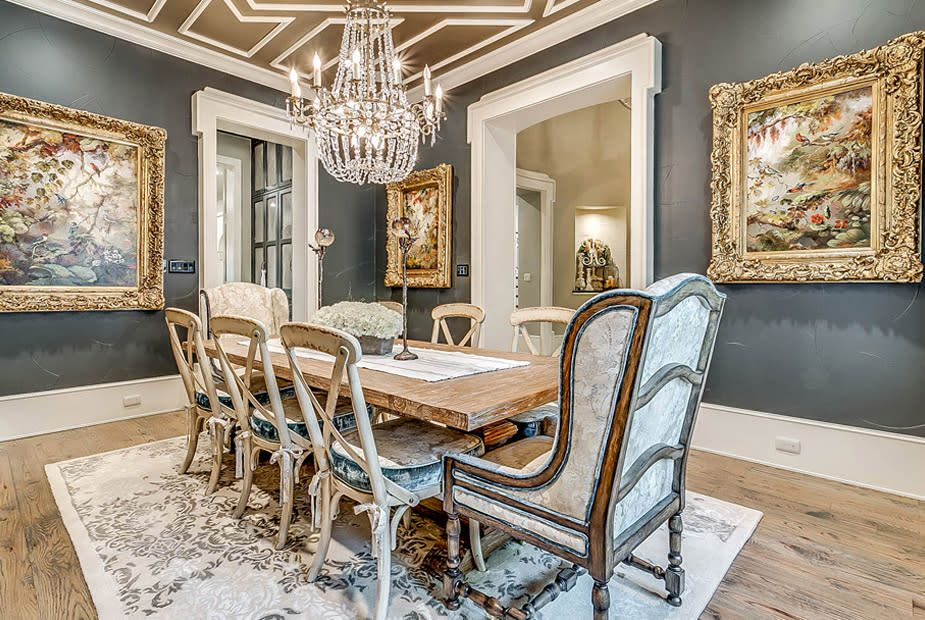 French Chic Interior Designers In Fort Worth Luxury