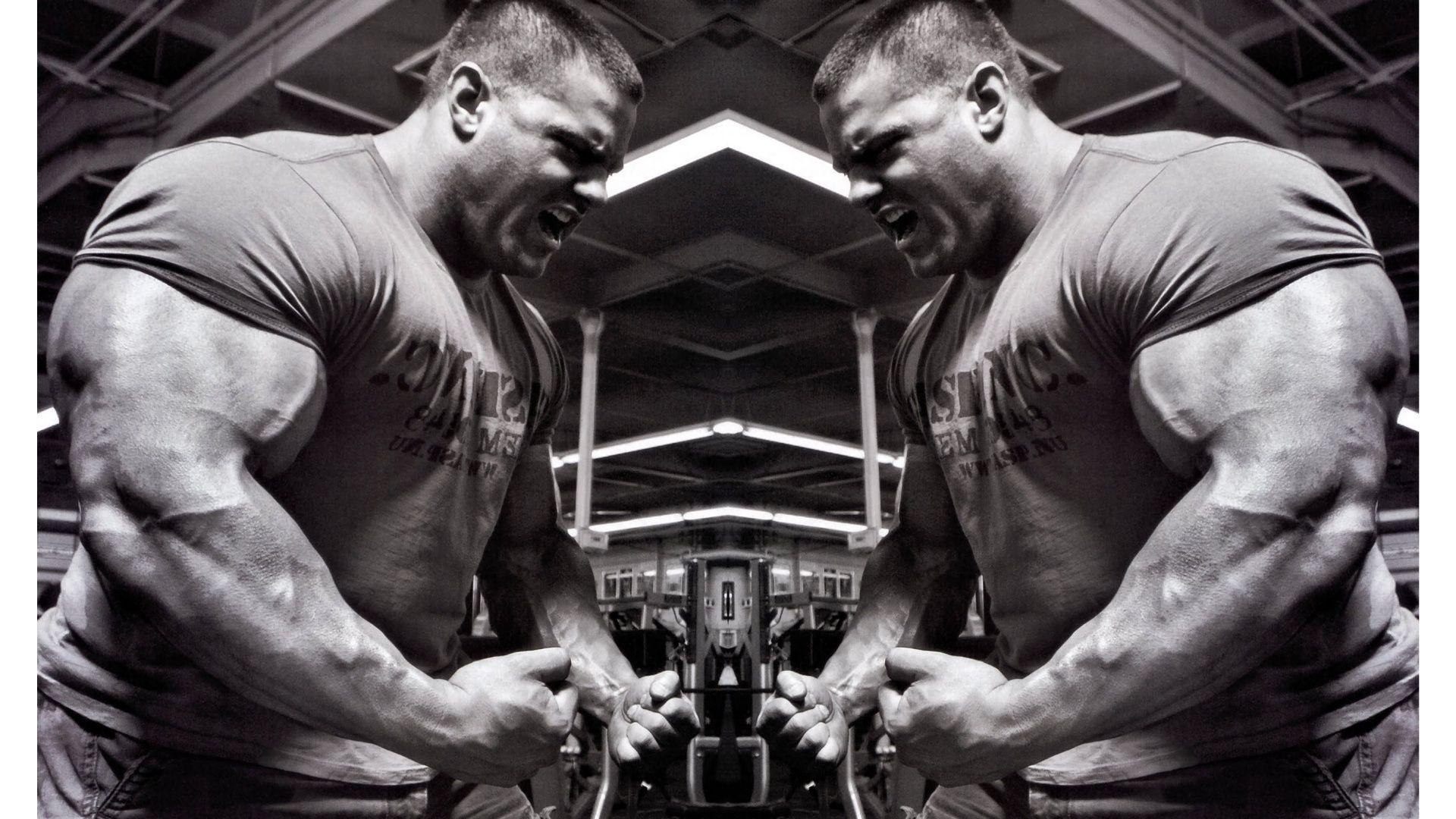 Картинки мышцами бодибилдинга как