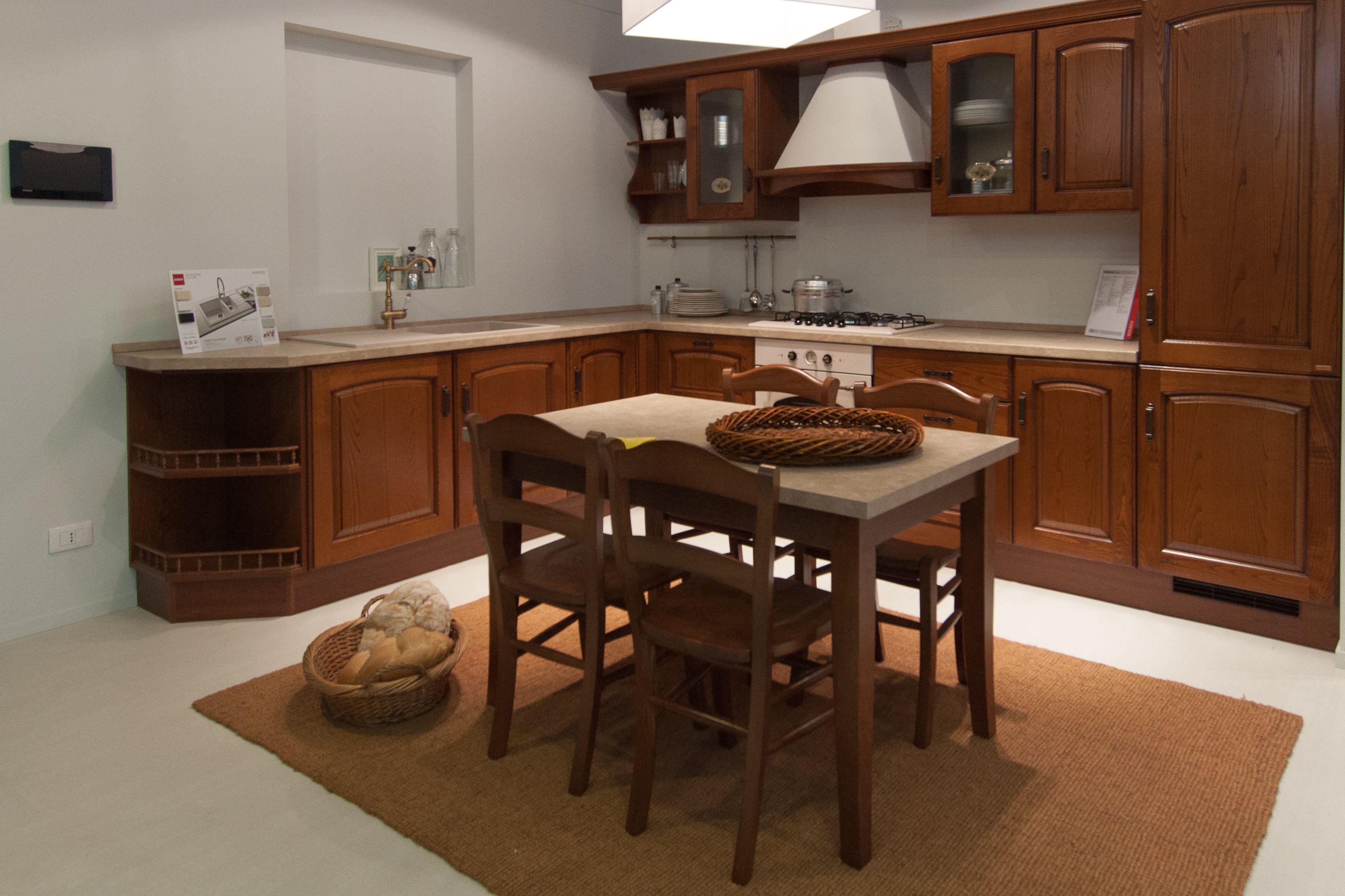 Showroom Castelletto Ticino - Cucine classiche Scavolini in ...