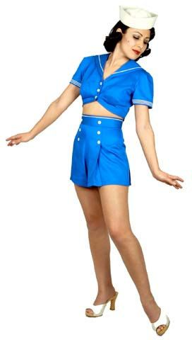 Pin On Nautical Sailor Inspired Fashions
