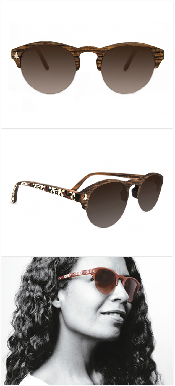 Sunglasses 'Terral Aikabia'