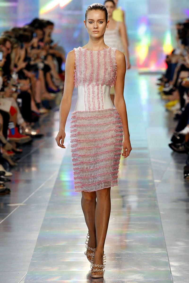 Christopher Kane Spring 2013 RTW - Review - Collections - Vogue