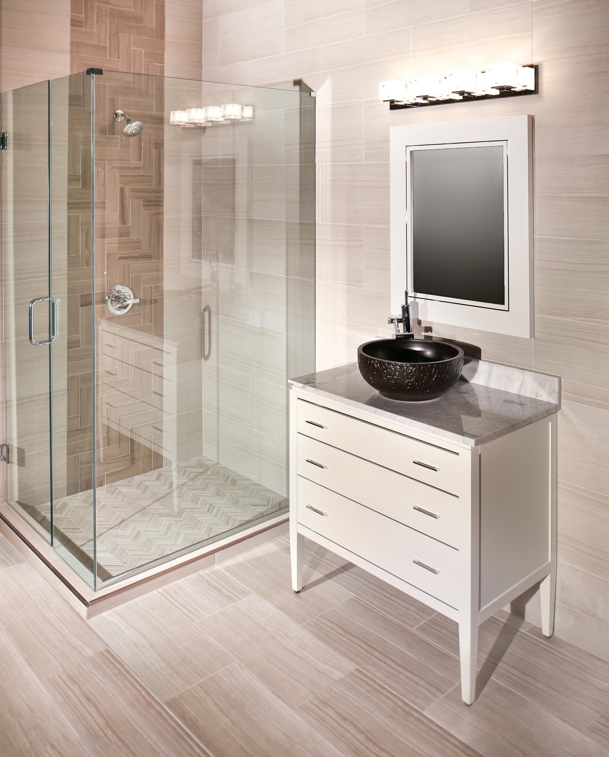 Eramosa White Porcelain Tile 12in X 24in 912102742 Floor