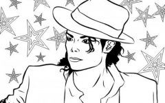 Latest Michael Jackson Coloring Pages To Print Gallery Michael Jackson Party Michael Jackson Art Coloring Pages To Print