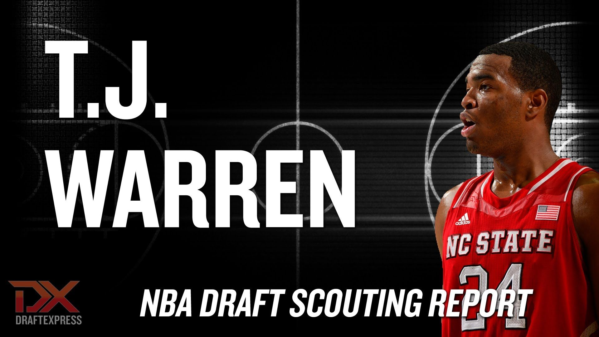 T.J. Warren 2014 Scouting Report Nba draft, Nba, Basketball