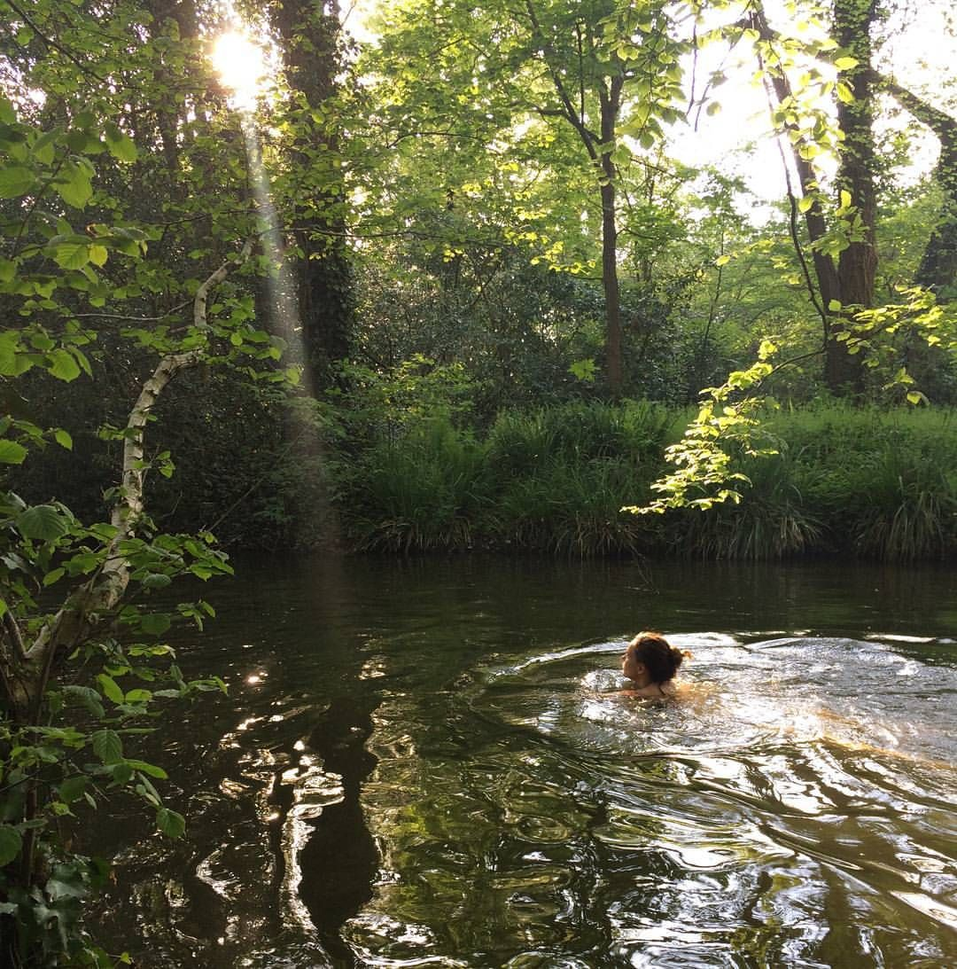 "SISTERHOOD COMMUNITY for WOMEN on Instagram: ""This summer we plan to wild swim as much as possible. We are delighted that Flora Jamieson (@theroundwindow) will be at our Summer retreat…"""