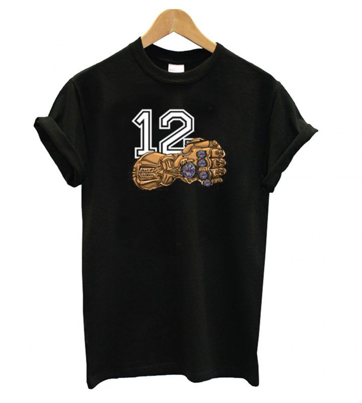 Tom Brady – 12 Goat New England T shirt in 2019  69311b1d8