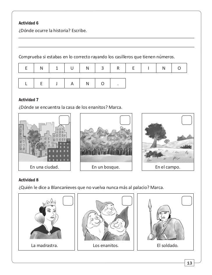 Recurso cuaderno de actividades graduadas 2° basico | actividades ...