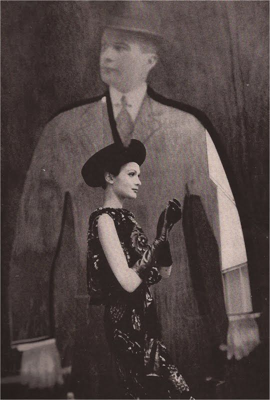 Harper's Bazaar, November 1960 by Saul Leiter