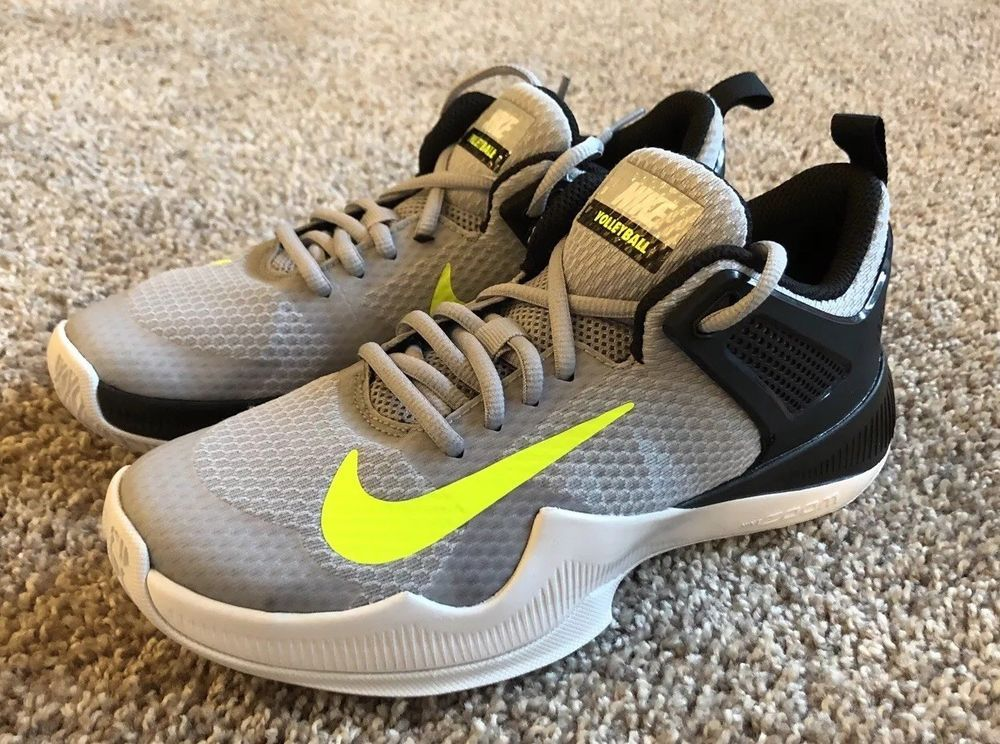 buy online 81fba 7712b Nike Women s Air Zoom Hyperace White Gray Volleyball Shoes 902367-007 Size  7  fashion  clothing  shoes  accessories  womensshoes  athleticshoes (ebay  link)