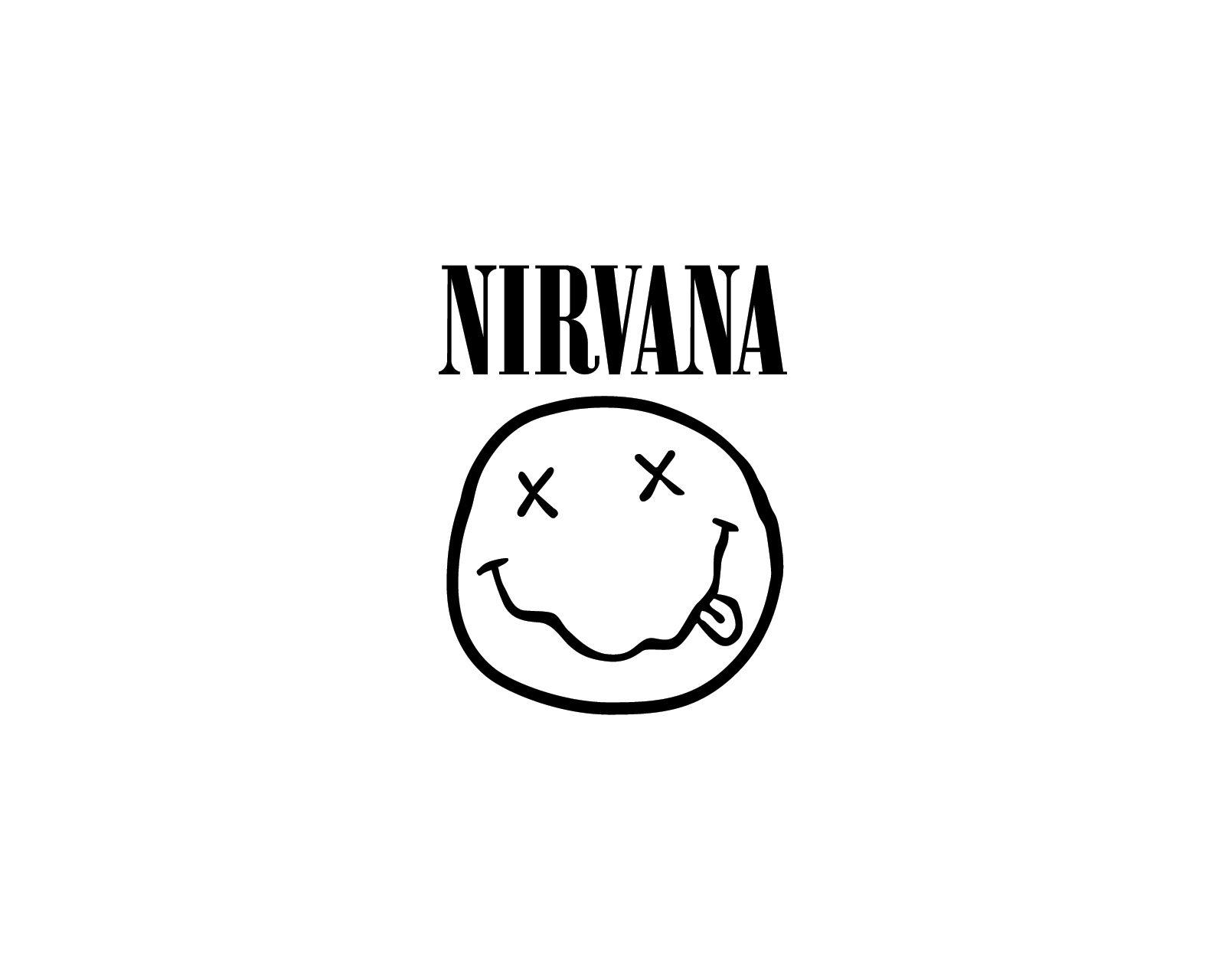 Nirvana Logo Nirvana Logo Nirvana Nirvana Tattoo