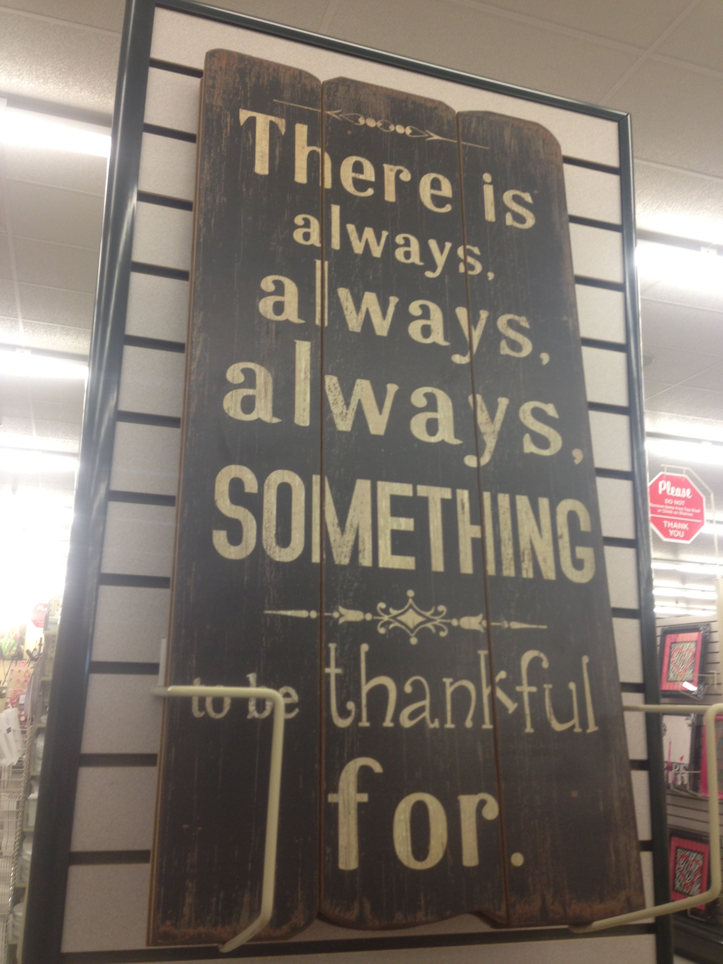Vinyl quotes · i like this one from hobby lobby