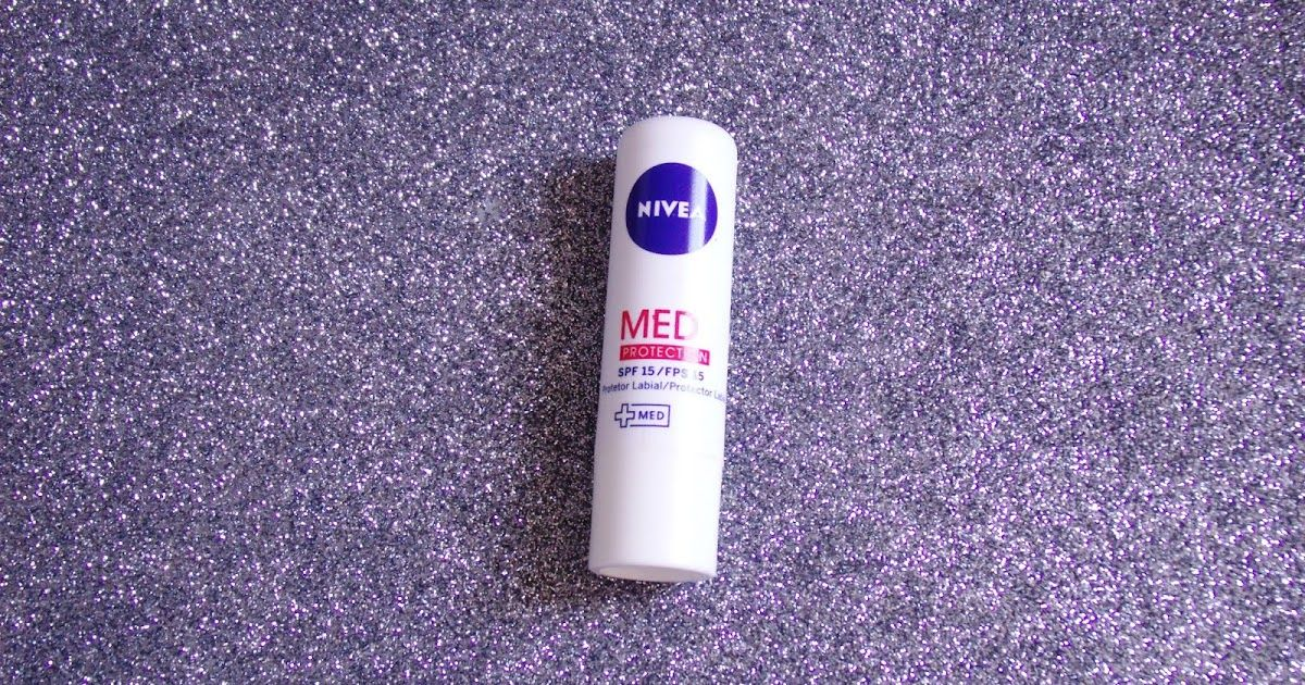 Blog Tudo Para As Gurias - Makes,Resenhas e Muitas Dicas da Dani !!: Testei e gostei Protetor labial MED Protection da Nivea . #AbrilTodoDia16.