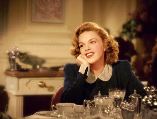 Judy Garland- greatest entertainer ever!