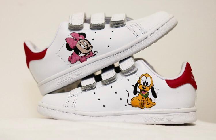 Stan smith custom | Cute nike shoes, Custom nike shoes, Stan smith ...