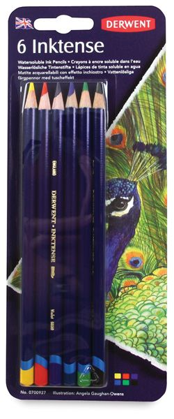 Derwent Inktense Pencils Fabric Art Fabric Painting Textile Art