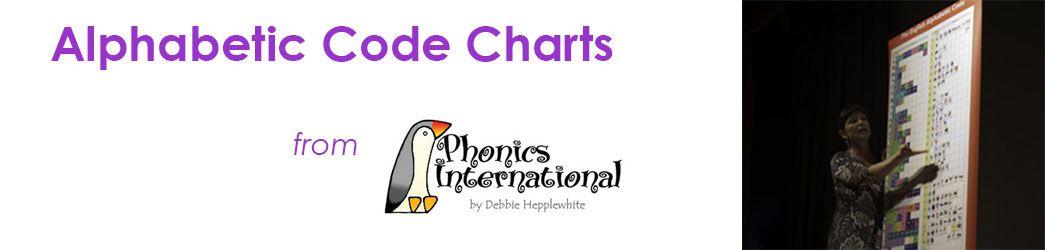 Alphabet Code Chart  Sounds  Phonics    Phonics