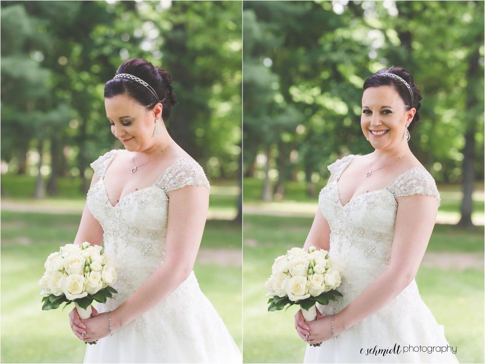 Bridal bouquet | E Schmidt Photography | Metro Detroit Wedding Photographer | Grand Traverse Resort and Spa Wedding