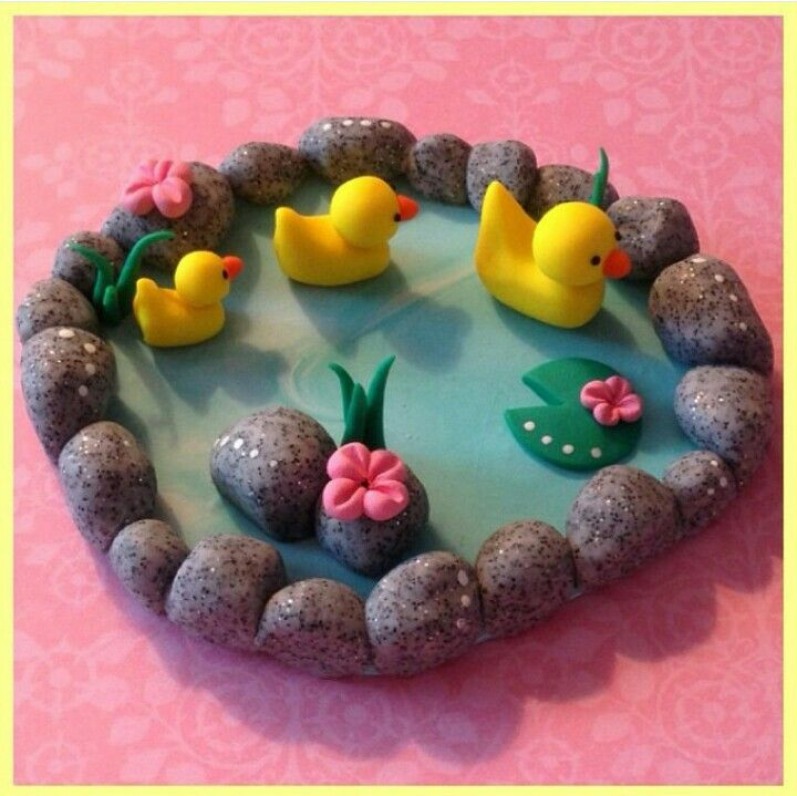 Clay Crafts For Kids, Clay Moulding, Clay