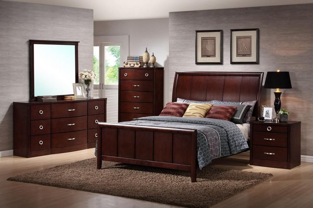 Queen Size Schlafzimmer Sets Mit Matratze Modernes