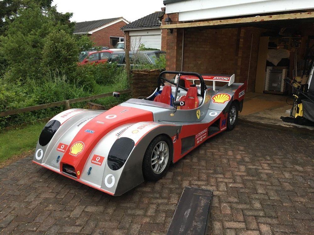 Ad Wolfe Track / Race car Ex RGB Championship car