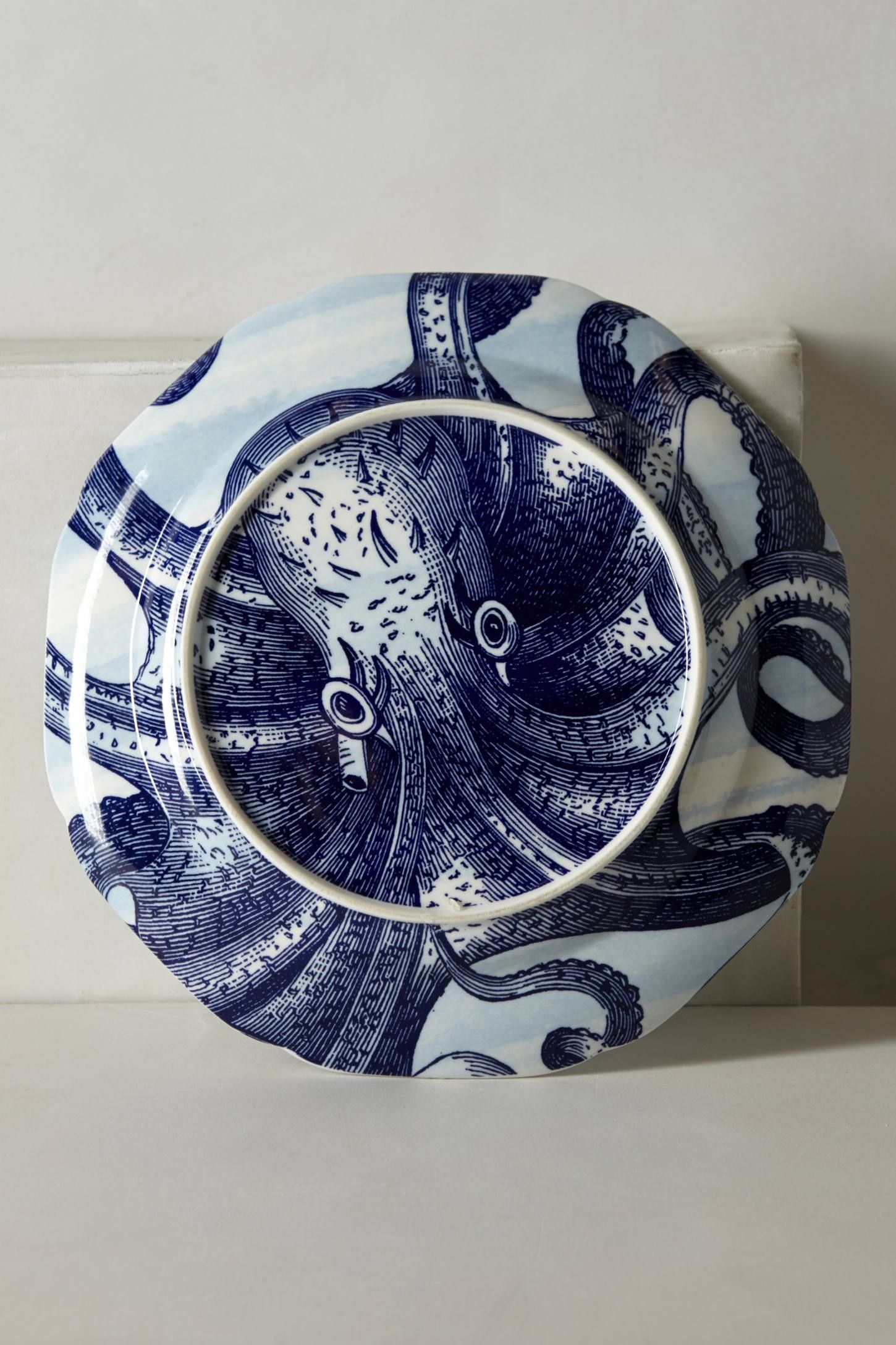 From The Deep Dinner Plate & From The Deep Dinner Plate | Dinnerware