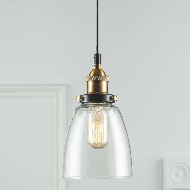 Bundaberg 1 Light Single Bell Pendant Pendant Lighting Contemporary Pendant Lights Outdoor Wall Lantern