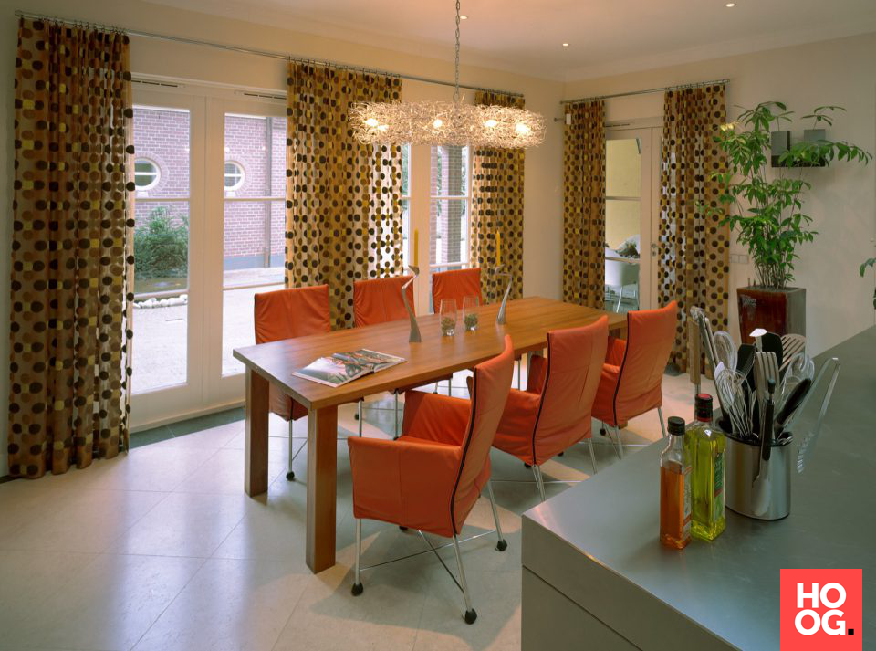 Wonen landelijke stijl eetkamer design dining room dining