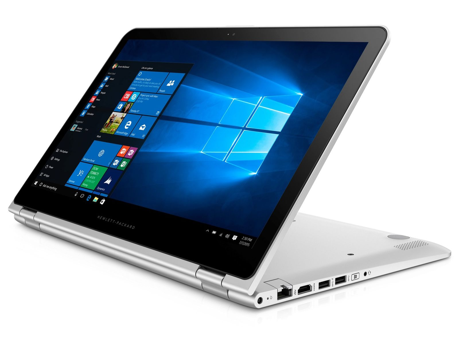 Parkway Computers Limited | HP ENVY x360 Convertible 15-W117CL Touch
