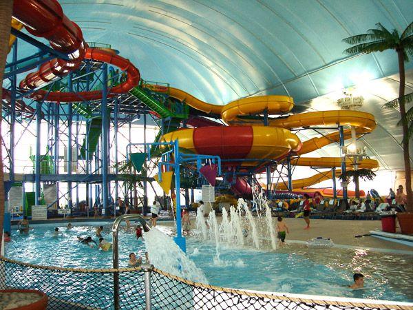Fallsview Water Park Niagara Falls Splash Water Park Indoor