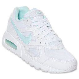 new concept d3652 042f7 Perfect for late night running-Womens Nike Air Max IVO Running Shoes   FinishLine.com  WhiteWhiteMint Candy