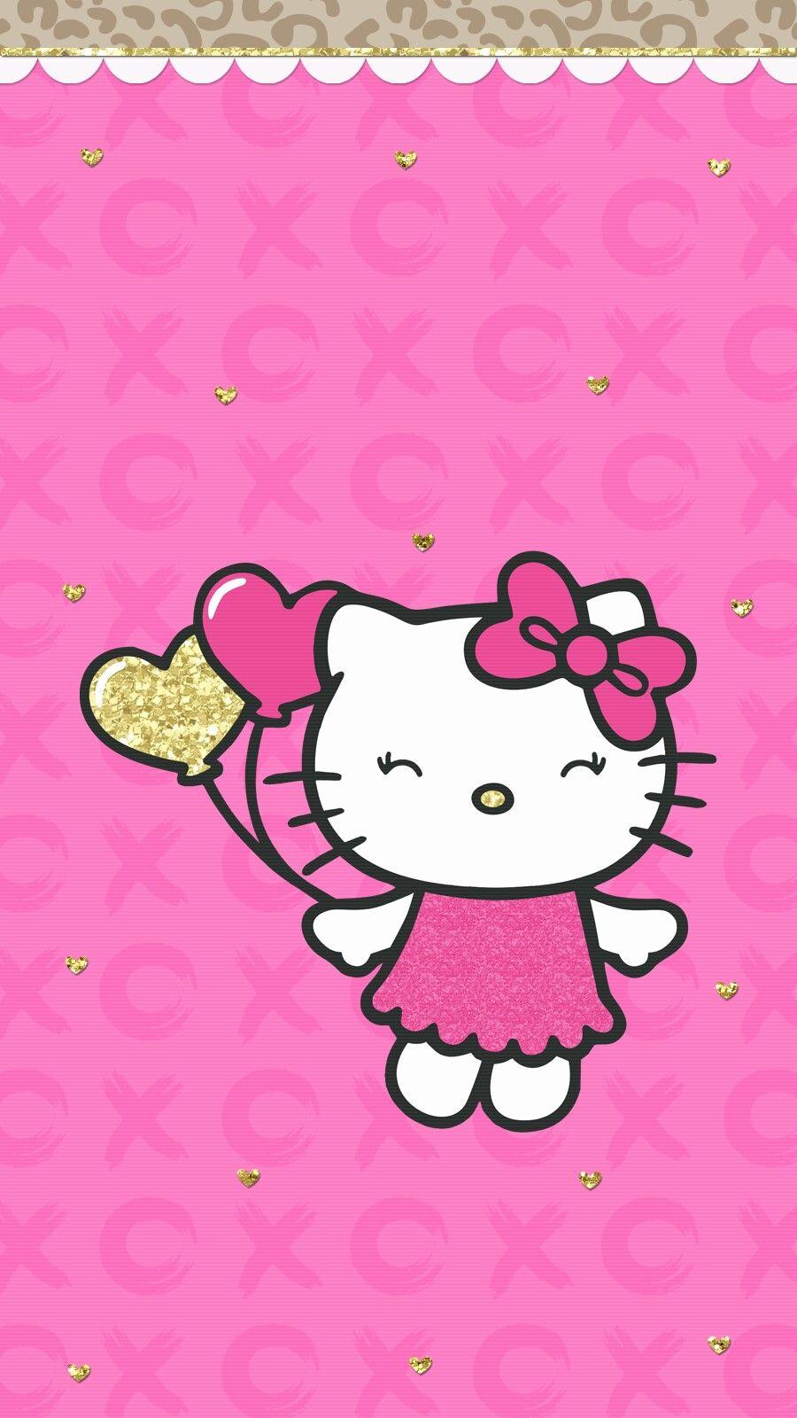Digitalcutewalls Hello Kitty Backgrounds Hello Kitty Wallpaper Hd Hello Kitty Images