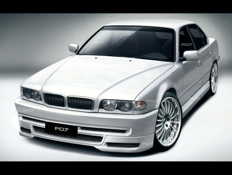 BMW E38  FRONTSTANGE HECK STOßSTANGE SEITENSCHWELLER  Body Kit #audivehicles