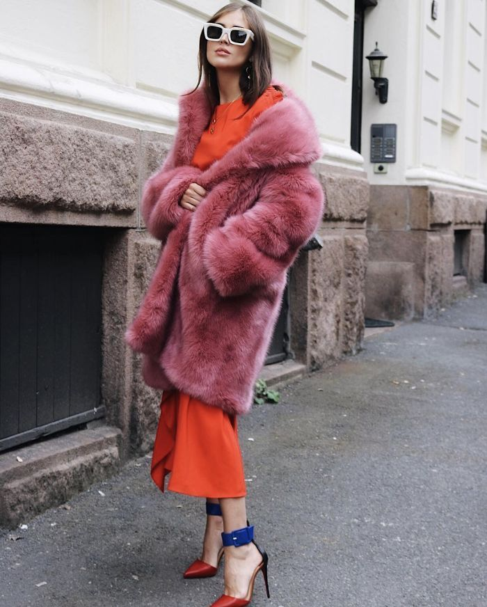 The One Coat Trend That Will Never Go Out of Style | Fur ...