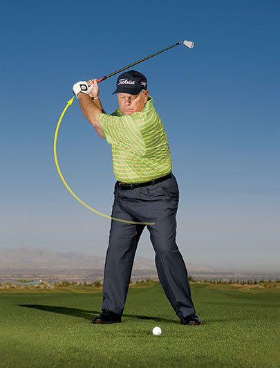 how to hit your irons
